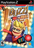 BUZZ: The Mega Quiz (Software Only) - PlayStation 2
