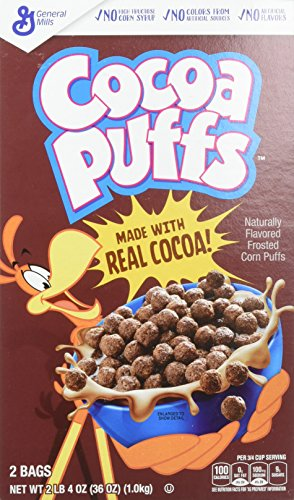 (Cocoa Puffs Cereal, 36 Ounce)