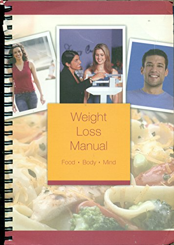 Jenny Craig Weight Loss Manual