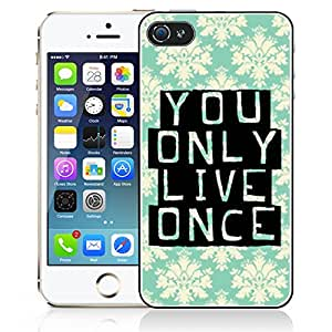 Funda Case iPhone 4/4S You Only Live Once