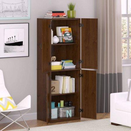 Mainstays Storage Cabinet (Northfield Alder)