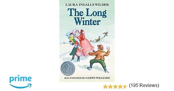 Amazon.com: The Long Winter (Little House) (9780064400060): Laura ...