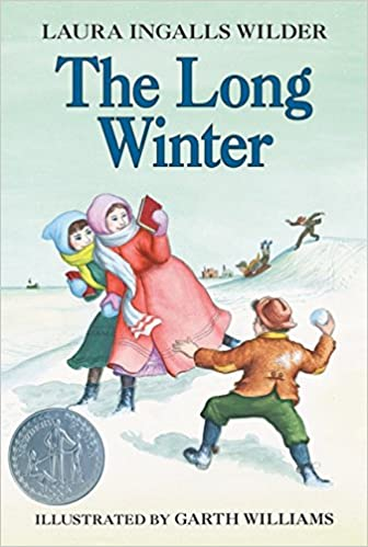 The Long Winter by Laura Ingalls Wilder - Winter Books List from HowToHomeschoolMyChild.com
