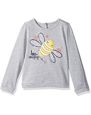 Baby Boys' Toddler Girls' Bumble Beepullover