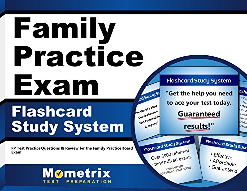 Family Practice Exam Flashcard Study System: FP Test Practice Questions & Review for the Family Practice Board Exam (Cards)