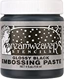 STAMPENDOUS Dreamweaver Glossy Black Embossing Paste