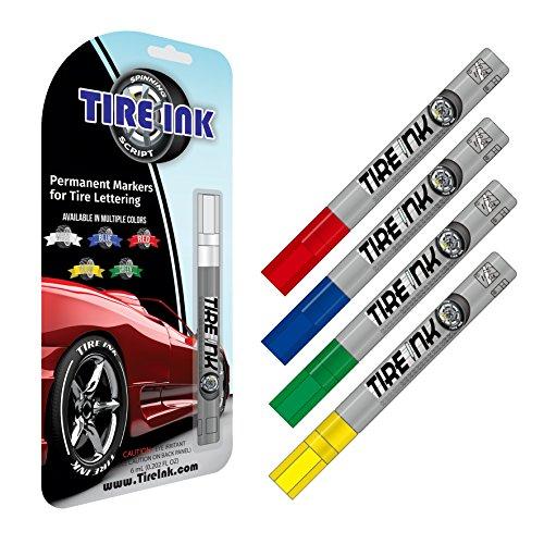 Tire Ink Paint Pen For Car Tires Permanent - Automotive Tires