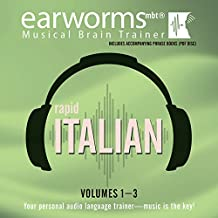 Rapid Italian, Volumes 1 – 3