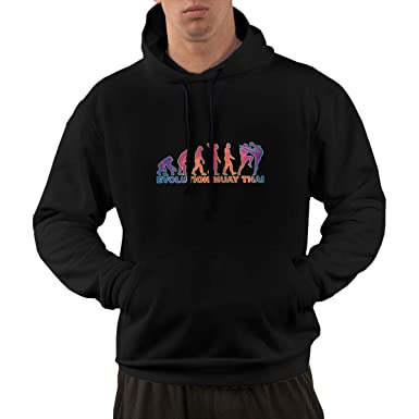 0cb737843e47a Amazon.com: Colorful Muay Thai Boxing Evolution Martial Arts MMA ...