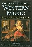 The Oxford History of Western Music, Richard Taruskin, 0195222709
