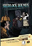 #3 Sherlock Holmes and the Adventure of the Blue Gem (On the Case with Holmes & Watson) (On the Case With Holmes and Watson)