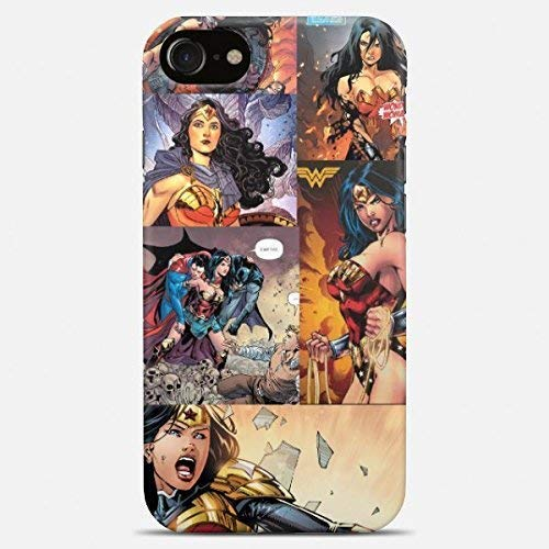 Inspired by Wonder woman phone case Wonder woman iPhone case 7 plus X XR XS Max 8 6 6s 5 5s se Wonder woman Samsung galaxy case s9 s9 Plus note 8 s8 s7 edge s6 s5 note gift art cover gal gadot dc