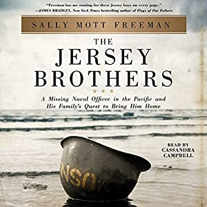 The Jersey Brothers Audiobook