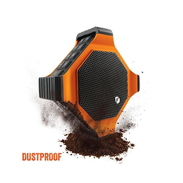 Dustproof speaker