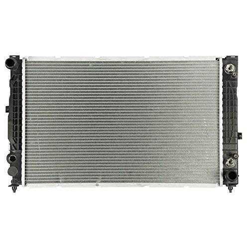 A4 Audi 2000 Cooling (Reach Cooling REA41-2648A - 2648 Radiator For Audi A4 A6 Quattro S4 VW Passat 98-051.8 L4 2.7 2.8 V6)