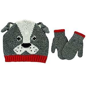 Amazon.com: Carter's Toddler Boys Knit Winter Ski Beanie