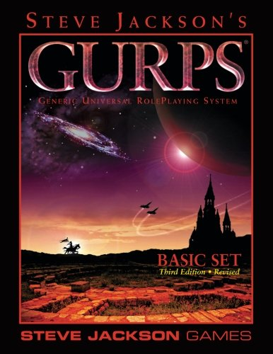 GURPS Basic Set, Third Edition, Revised