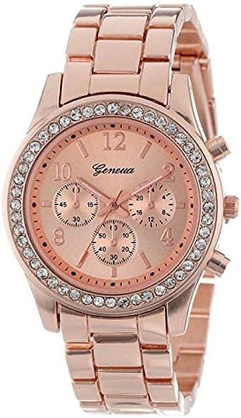 DAYLIN Relojes de Dama Mujer Señora Marcas Reloj de Pulsera ...