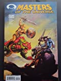 MASTER OF THE UNIVERSE COMIC BOOK # 4 IMAGE COMICS BORIS AND JULIE COVER