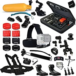 Amazon Com Xtech Complete Accessories Kit For Gopro