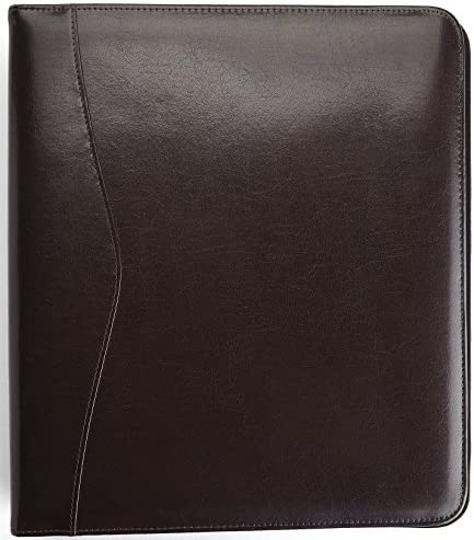 ROYCE Executive Inch Binder Leather