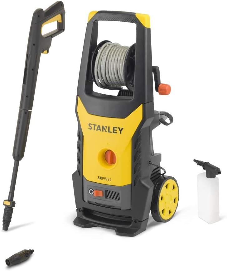 150 Bar 2200 W Stanley SXPW22E Nettoyeur Haute Pression 440 L//H