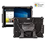 MobileDemand, LC Microsoft Premium Rugged Surface Case - Compatible with Surface Pro 6, Surface Pro LTE, Surface Pro 4, and Surface Pro (2017)