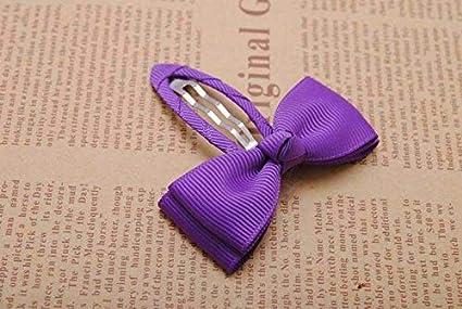 Vale Violet Bow Tie