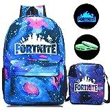 Gash Hao Fortnite Backpack School Bookbag for Boys Student Bag
