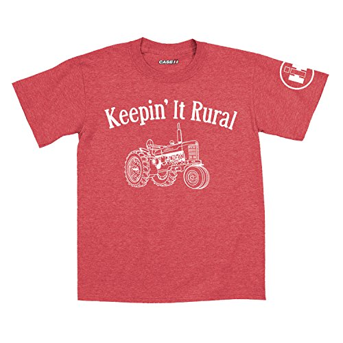 Keepin It Rural IH International Harvester Country Farm Tractor Toddler T-Shirt