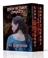 Reign of Tarot (2-book complete Gothic fantasy romance boxed set)