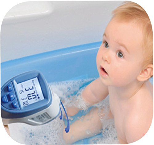Digital Forehead Inrared Thermometer - No Touch Quick Reading Temperature Gun With LCD Display, Measures all types of Surface In Celsius & Fahrenheit - By BodyHealt by BodyHealt (Image #2)