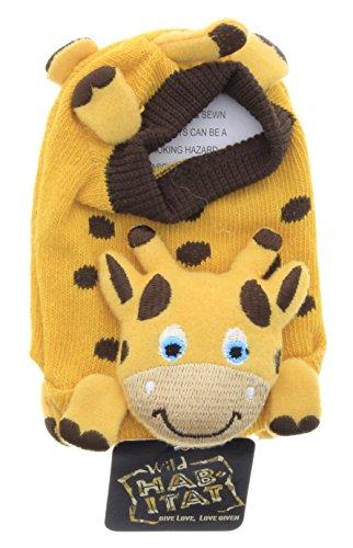 Wild Giraffe - 8