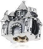 Pandora 791133PCZ - Abalorio de plata de ley con circonita