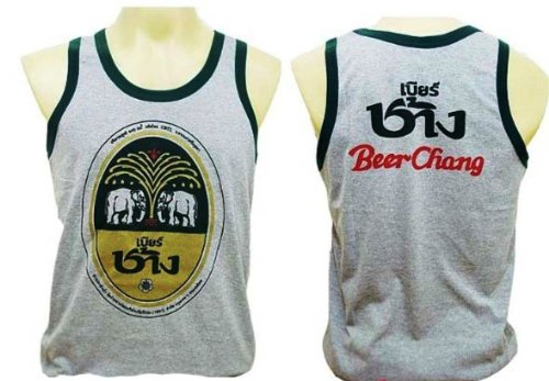 ray-chang-beer-mens-sport-running-singlet-tank-tops-t-shirt-size-m