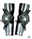 NAUTICALMART Medieval Gothic Armour Arm Guard