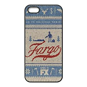 Fargo iPhone 5 5s Cell Phone Case Black phone component RT_213385