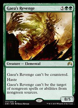 Magic: the Gathering Gaea39;s Revenge (177/272) - Origins