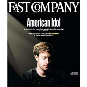 Audible Fast Company, April 2012 Periodical