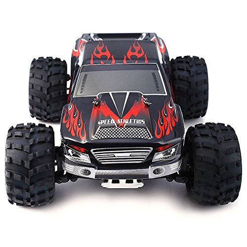Zacy 2.4 GHz 4WD F9 RC Cars Fast Race RC Cars 1:18 SCALE Racing Vehicle Remote Control Trucks