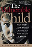 img - for The Vulnerable Child: What Really Hurts America's Children And What We Can Do About It book / textbook / text book