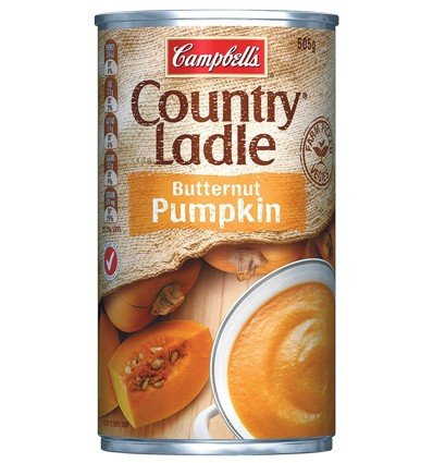 Country Ladle Butter Nut Pumpkin 505g