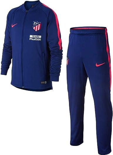 NIKE Atm Y Nk Dry Sqd Trk Suit K Chándal Atlético de Madrid Niños