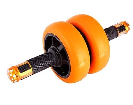Soportes para Flexiones AB Rodillo y núcleo Abdominal Ejercicio Equipo de Fitness máquina de Entrenamiento de