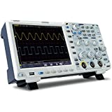 OWON XDS3202A 14bits 100MHz 2GSs 2 Ch Multi-Touch Function Oscilloscope 800 x 600 high resolution LCD