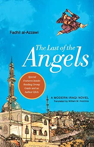 book cover of The Last Of The Angels