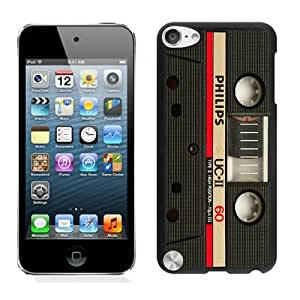 Anti-Glare Film for ipod touch (5th Gen)-home/Shop_ipod/ipod_accessories/Case/,Audio Cassette ipod touch 5 Case Black Cover 3