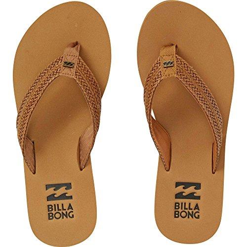 Billabong Women's Kai Flip-Flop, Desert Daze, 9 M US by Billabong