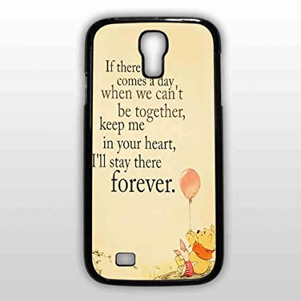 Winnie The Pooh Honey Bear Quote For Iphone And Samsung Galaxy Case