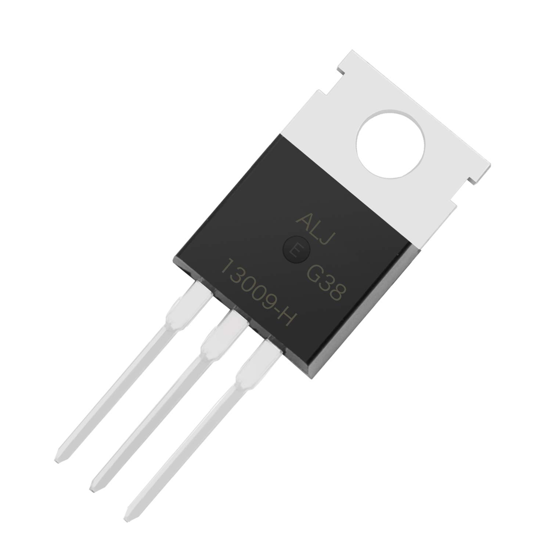 Chanzon 10pcs 13009 TO-220 NPN Transistor MJE13009//E13009//FJP13009 12A